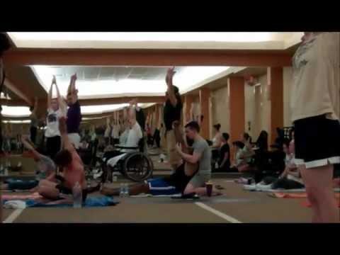 spinal cord injury bikram yoga  youtube