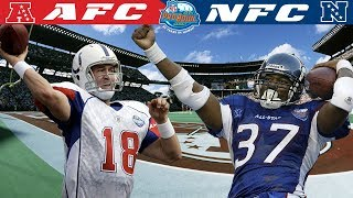 The Craziest Pro Bowl Game EVER! (2004 Pro Bowl Highlights)
