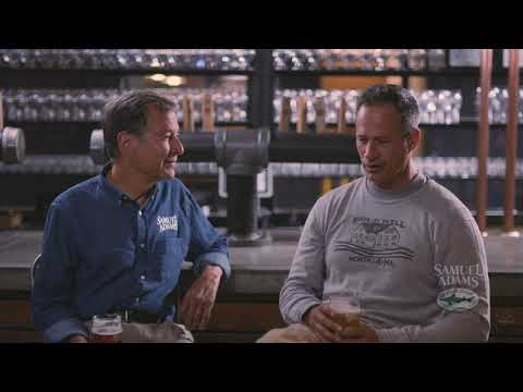 Sam Adams X Dogfish Head: CollaBEEration