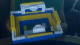 Lego michigan stadium