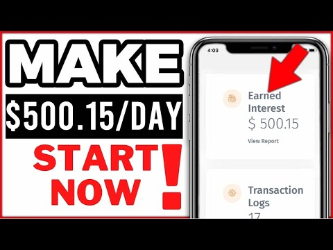 Earn $600 Daily with this website NOW with PROOF (Make Money Online)