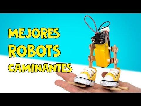 Cmo hacer 3 divertidos robots en casa