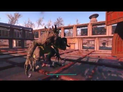 Fallout 4 Wasteland Builder DLC |