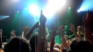 Animal - Neon Trees live @ TLA in Philadelphia 5/22/11