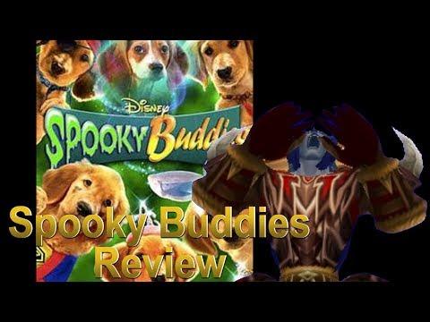 Media Hunter - Marathon of Air Buddies: Spooky Buddies Review