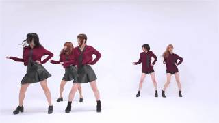 またまた5人で八王子PさんのLittle Scarlet Bad Girl を踊りました!イ...