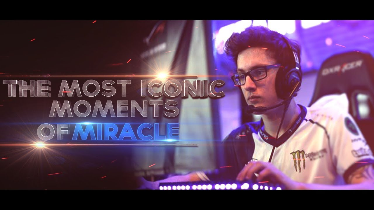 The Most Iconic Moments In The History Of Miracle Dota