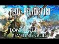 FFXIV Heavensward: Power Leveling Guide Levels 1-34