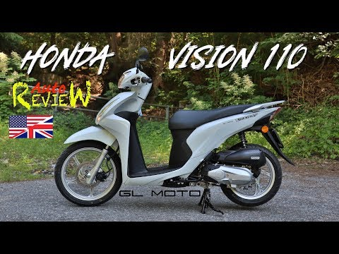 2019 Honda Vision 110   AutoReview   affordable & cheap to run [Episode 23]