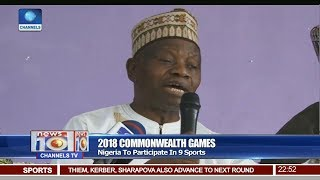 2018 Commonwealth Games: Nigeria To Participate In 9 Sports