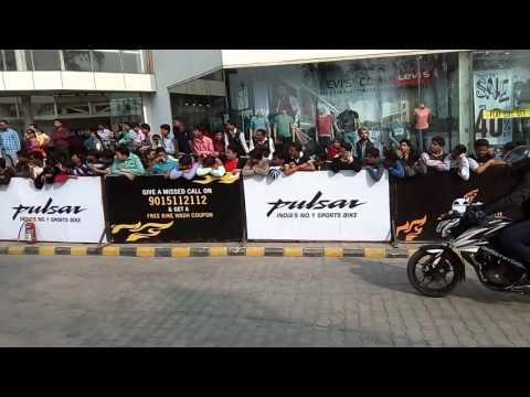 Pulsar mania bareilly show must watch