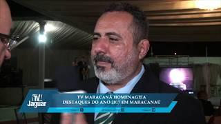 Santos Queiroz Diretor da Tv Maracanã fala da satisfação de poder realizar mais um Destaques de 2017