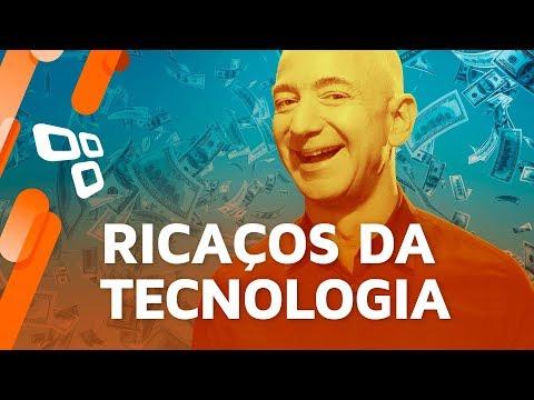 Os 10 mais bilionários do mundo da tecnologia - TecMundo