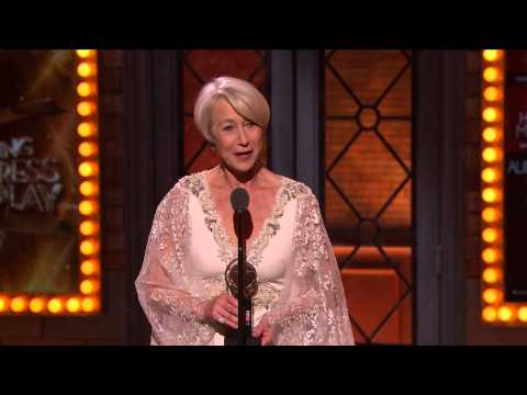 Acceptance Speech: Helen Mirren (2015) - YouTube