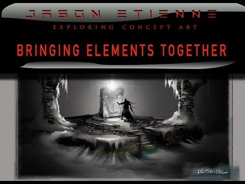 ICEWORLD: BRINGING ELEMENTS TOGETHER