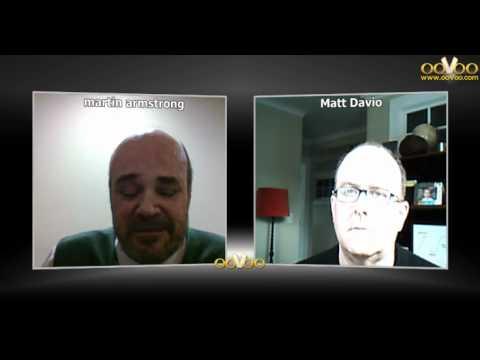 "Martin Armstong @TWMAA314 ""The Forecaster"" with Matt Davio @misstrade  Detroit, Soverign Debt"