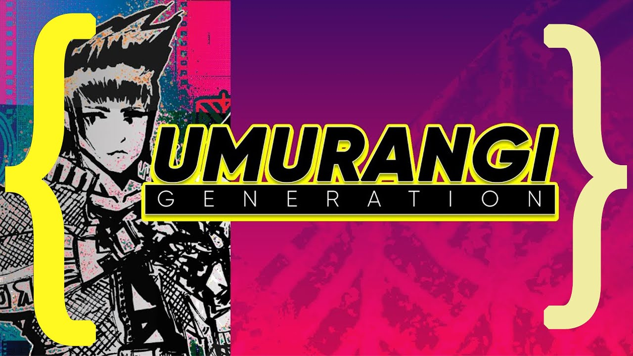 Vibing to the End in Umurangi Generation