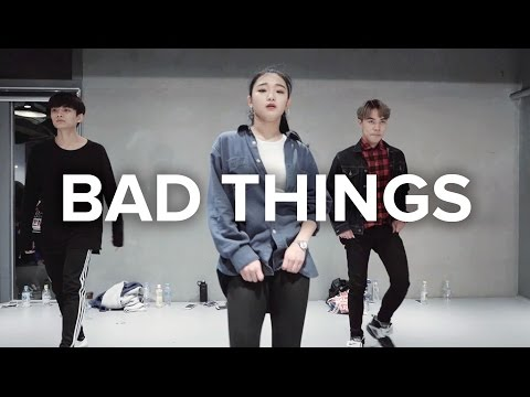 Bad Things - Machine Gun Kelly, Camila...