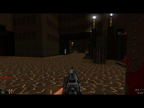 Hellbound - Level 2: Canal Road [Brutal Doom: Black Edition v3.1c]