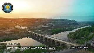 Diyarbakır Türküleri-Bedri Ayseli-Kırklar Dağının Düzü (Suzan Suzi)-(TRT Arşiv)