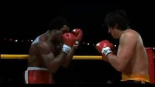 Rocky II -  Rocky Balboa Vs Apollo Creed (Rematch) [HQ] thumbnail