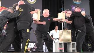 Part 2 2015 U S Open World Martial Arts Tournament Breaking Eliminations