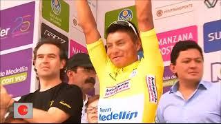 Un ecuatoriano se quedó con la Vuelta a Colombia 2018