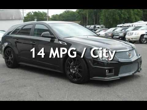 2013 Cadillac Cts V Wagon Supercharged 6 2l V8 556 Hp For Sale In