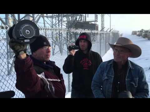 Oregon Standoff: Occupiers remove cameras
