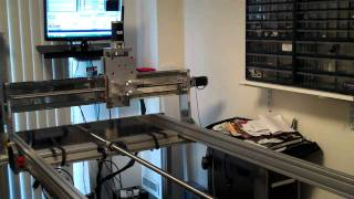 Cnc Router Table 40x72.mp4
