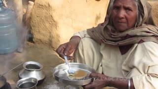 Aate ka Halwa Recipe || Karah Prashad Recipe || Punjabi Village Food Factory