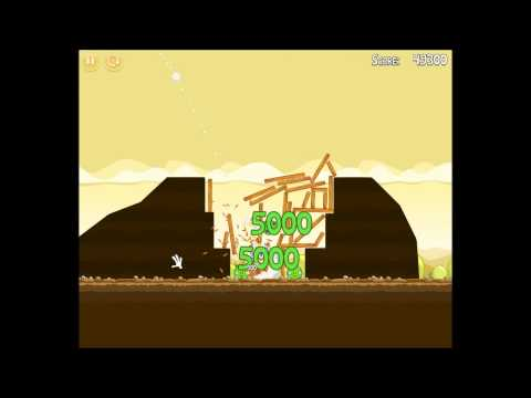 Angry Birds Walkthrough Level 5-17 [3 Stars] from YouTube · Duration:  59 seconds