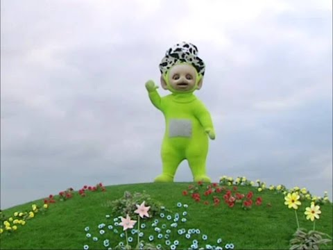 Teletubbies - Numbers: 3 (Version 1) - (1997)