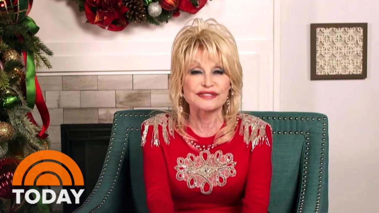 Dolly Parton on helping fund the coronavirus vaccine: I just wanted ...