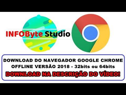 descargar google chrome offline 64 bits 2018