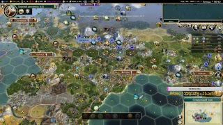 Тупим с Ozzz в Civilization V #4