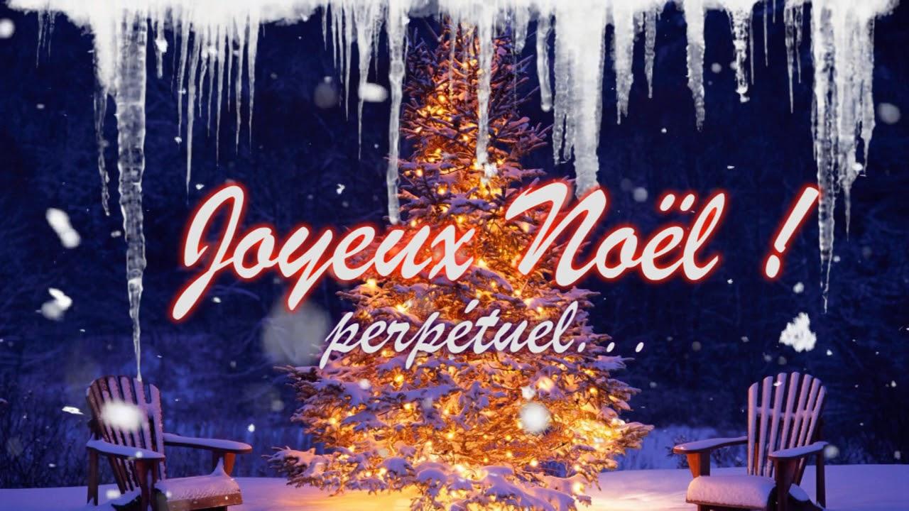 Joyeux Noel Perpetuel A Faire Circuler Toute L Annee Carte Virtuelle Musicale F Amathy Youtube