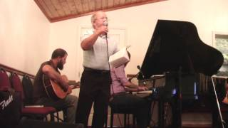 Jerry Adkins - Jesus Is Coming Soon (RCBC 9-18-16)