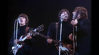 The Beatles - Think For Yourself (Isolated Fuzz Bass, Organ, and Percussion)