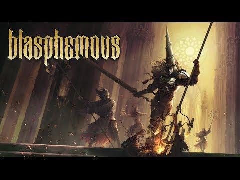 Blasphemous Launch Trailer