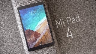 🔥Xiaomi Mi Pad 4 review | A great all-day companion