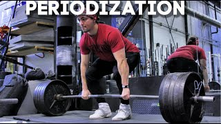 TRAINING PERIODIZATION: Everything You Ever Wanted To Know