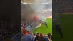 Hamburg SV Abstieg 2018 !! Die ganzen 10 Minuten