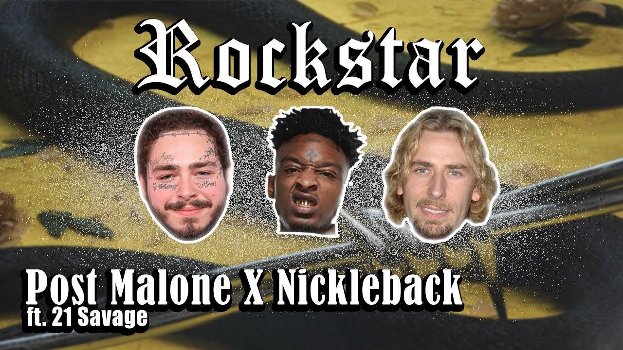 Post Malone - Rockstar X Nickleback Ft. 21 Savage (12 Car garage 15 cars)