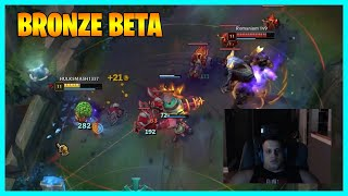Tyler1 - Bronze Beta...LoL Daily Moments Ep 1480