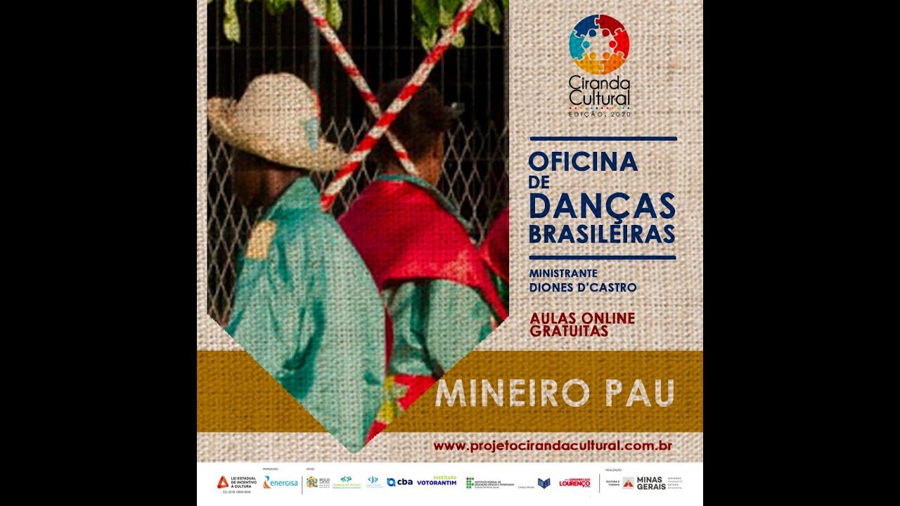 Para dançar Mineiro-Pau