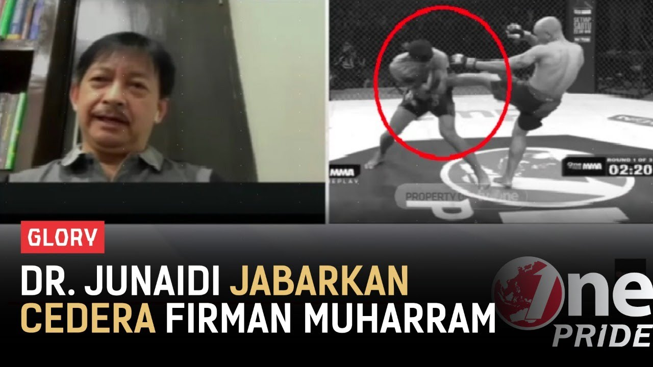 Tegas! dr. Junaidi Jabarkan Cedera yang Dialami Firman Muharram | One Pride Glory