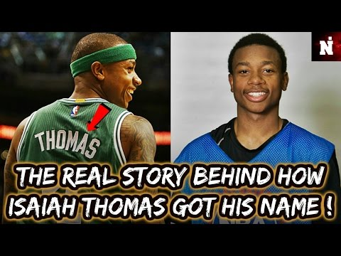 The Real Story Behind Isaiah Thomas And His Legendary Name!