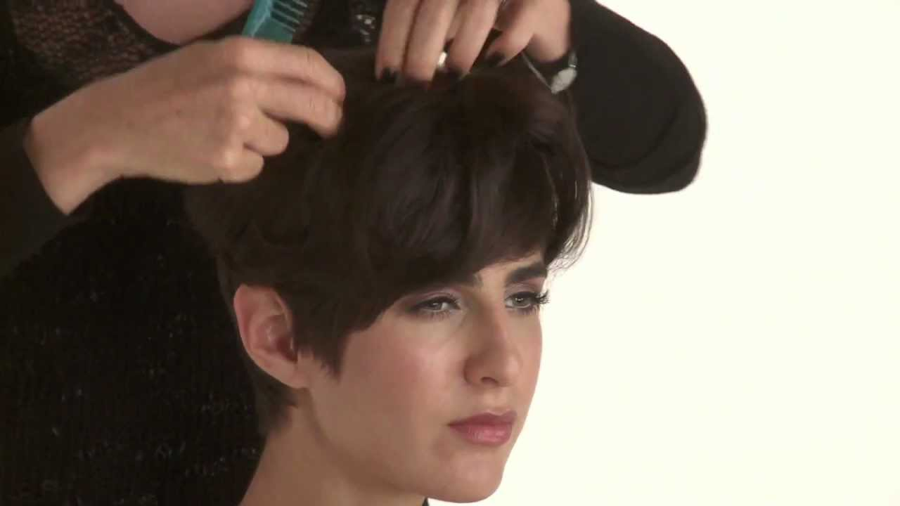 Tutorial Short Top Extension By Tabatha Coffey Luxhair How