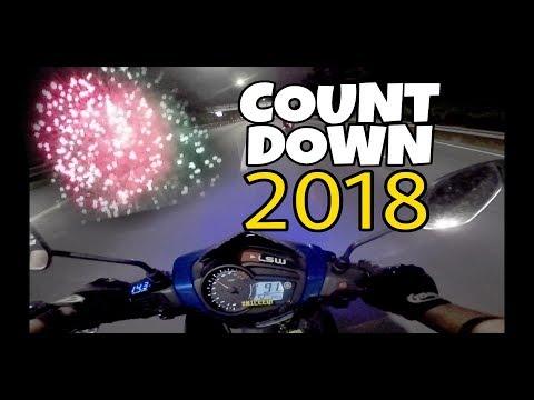 #290 RIDE AMBANG TAHUN BARU 2018|| CHILLVLOG || PUTRAJAYA